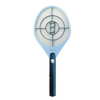 【日象】特大強拍電池式捕蚊拍 2入組(ZOM-2200)
