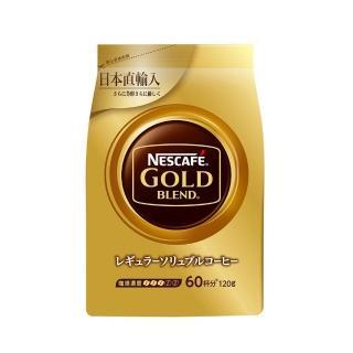 【雀巢咖啡】金牌咖啡補充包 120g