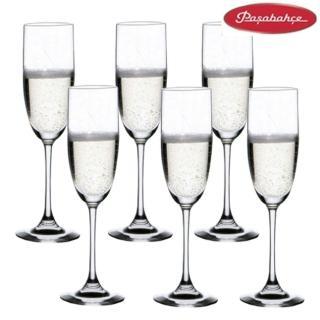 【土耳其Pasabahce】高腳香檳杯170cc(六入組)
