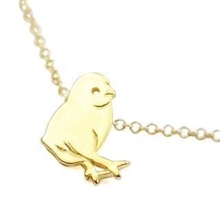 【Dogeared】美國品牌Reminder金色項鍊(可愛小雞)