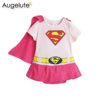 【baby童衣】包屁衣 造型女超人寶寶裝 32001
