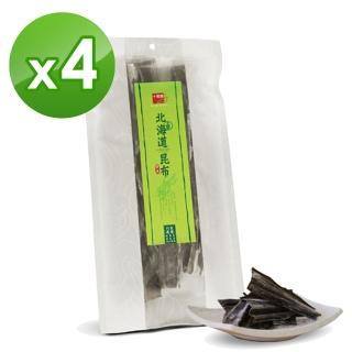 【十翼饌】上等北海道厚岸昆布(170g x4包)