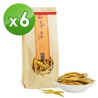 【十翼饌】上等台灣金針(70g x6包)