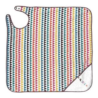 【BOBO】幾何圖騰洗澡浴巾圍裙