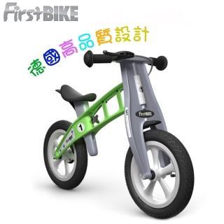【FirstBIKE】德國高品質設計 寓教於樂-兒童滑步車/學步車(青蘋果)