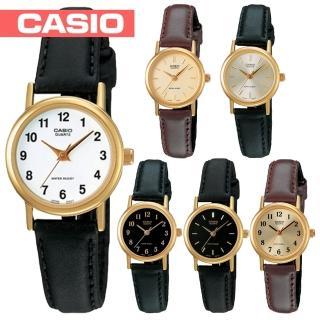 【CASIO 卡西歐】粉領階級/淑女石英腕錶_鏡面2.5cm-附錶盒(LTP-1095Q)
