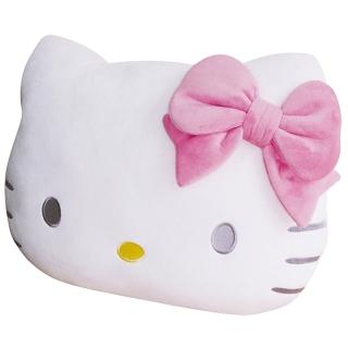 【享夢城堡】HELLO KITTY(頭型抱枕)