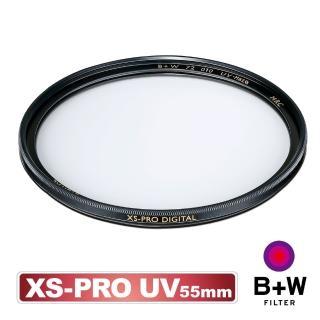 【B+W】XS-PRO UV 55mm(MRC超薄框奈米鍍膜保護鏡)