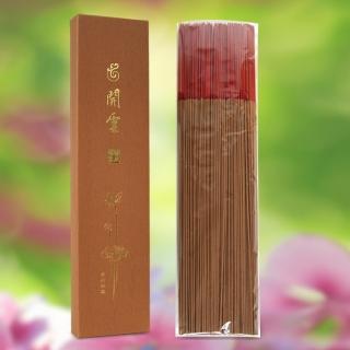 【法藏沉香】青洲沉香-開雲-尺三、尺六立香(3盒入)