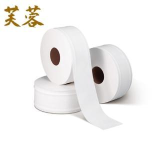 【芙蓉】大捲筒衛生紙 280Mx3捲x4串/箱