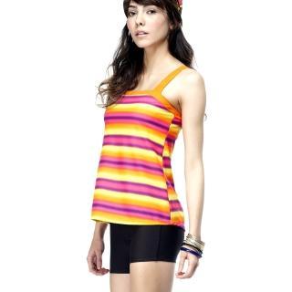 【沙兒斯】艷麗漸層背心兩件式泳裝(B92445)