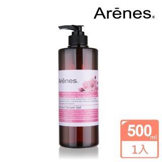 【Arenes】櫻花香氛植萃沐浴露(500ml)
