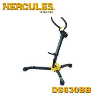 【Hercules海克力斯】中音/次中音薩克斯風架附袋 公司貨(DS630BB)