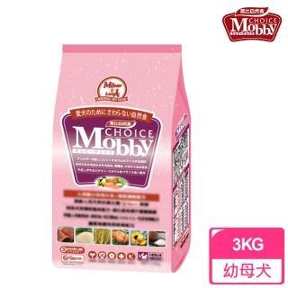 【莫比Mobby】小型幼母犬專用配方 羊肉+米 小顆粒(3公斤)