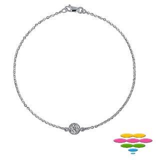 【彩糖鑽工坊】爍光系列 鑽石項鍊(CL-PD98)
