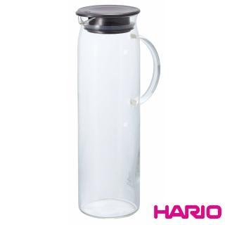 【HARIO】靛藍把手冷水壺1000ml(HDP-10PGR)
