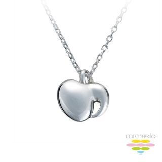 【彩糖鑽工坊】幸褔蘋果系列 925純銀項鍊(CL-PS34)