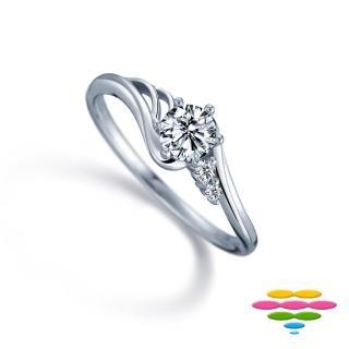 【彩糖鑽工坊】蝴蝶結系列 鑽石戒指(CL-RD104)