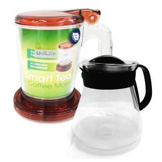 香醇全能沖泡壺-480cc+咖啡壺-600ml