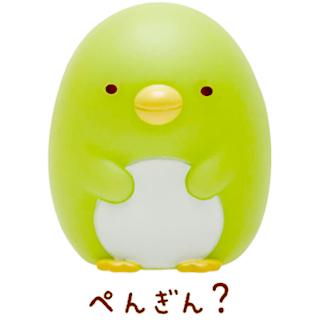 【San-X】San-X 角落公仔個人檔案系列指偶小公仔(企鵝君)
