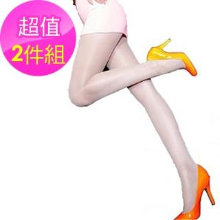 【足護士 Foot Nurse】260丹驚豔光彩階段壓力式彈性褲襪-2雙(保持體態優美、MIT)
