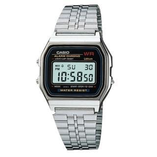 【CASIO 卡西歐】日系-復古風電子錶(A159W_A159WA)