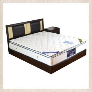 【時尚屋】尤妮絲5尺床片型4件房間組(可選色U4-GA4-22床頭片-床頭櫃-床墊-床底)