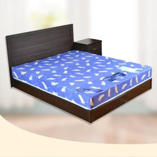 【時尚屋】安妮特5尺床片型4件房間組(可選色U4-GA4-20床頭片-床頭櫃-床墊-床底)