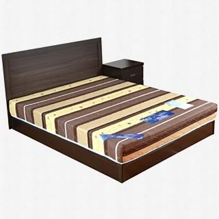 【時尚屋】克洛伊5尺床片型4件房間組(可選色U4-GA4-18床頭片-床頭櫃-床墊-床底)