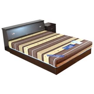 【時尚屋】克洛伊5尺床箱型4件房間組(可選色U4-GA4-19床頭箱-床頭櫃-床墊-床底)