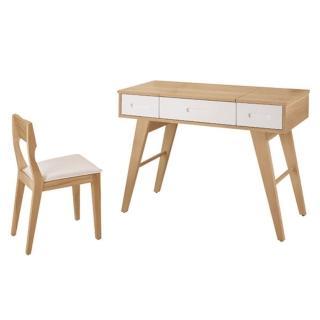 【時尚屋】羅德尼3.5尺掀鏡化妝台(081-3含椅子)