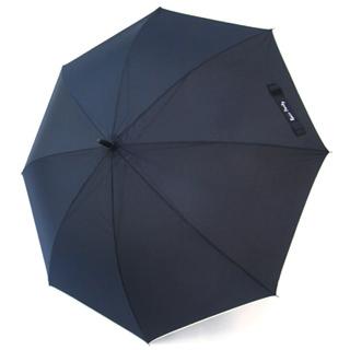 【TV雨傘王】自動直傘系_兩人大大直傘(黑色)