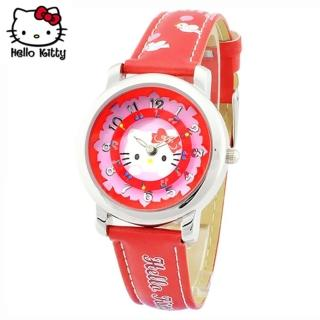【Hello Kitty】正版授權 舞動音符童錶(三色可選)