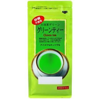 【梅之園】無糖抹茶粉(200g)