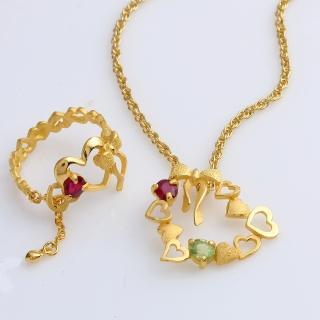 【D.M.】甜蜜花園(黃金套組)