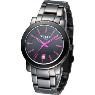 【VOGUE】繽紛時尚中性腕錶(9V0234DP)