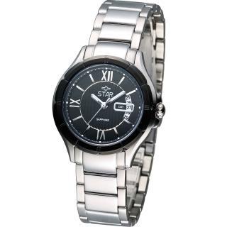 【STAR】閃耀約定時尚腕錶(9T0622SDD)