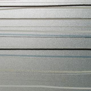 【HOMEMAKER】彩色條紋靜電窗貼(EBS-0016)