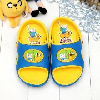 【童鞋城堡】卡通授權系列輕量玩水性涼鞋(SP001)