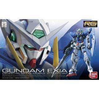 【BANDAI】鋼彈/RG 1/144 GN-001 EXIA/能天使鋼彈 15