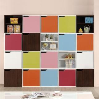 【Hopma】二層收納櫃/無門附隔板-1入(二色可選)
