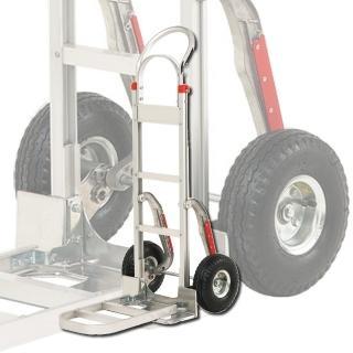 【COLOR】鋁製重型多功能推車(折疊加長底板)