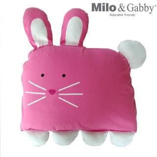 【美國Milo & Gabby】動物好朋友-大枕頭套(LOLA兔兔)