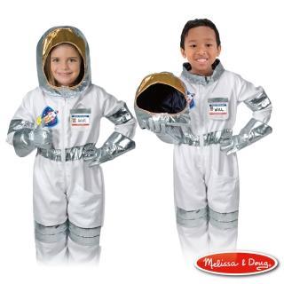 【美國瑪莉莎 Melissa & Doug】太空服裝扮遊戲組