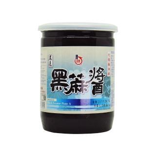 【北港 元福麻油廠】特級黑芝麻醬〈嚴選黑麻醬〉(600 g/瓶)