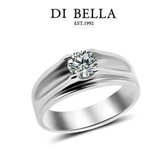 【DI BELLA】值得 0.50克拉頂級完美車工男戒