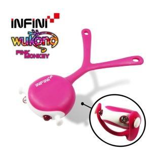 【INFINI】WUKONG MONKEY 自車多功能LED燈具203w(紅光桃色)