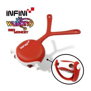 【INFINI】WUKONG MONKEY 自車多功能LED燈具203w(白光紅色)