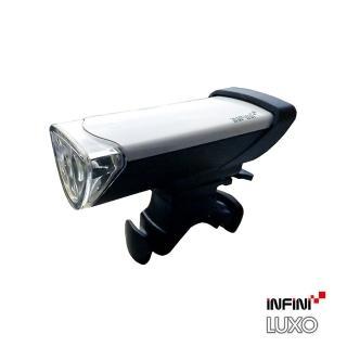 【INFINI】LUXO 高亮度LED自行車前燈I105(白)