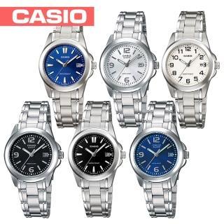 【CASIO 卡西歐】送禮首選-淑女石英腕錶(LTP-1215A)